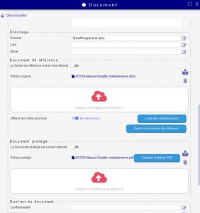 logiciel-gestion-des-documents-qalitel-doc - formulaire-qalitel-doc-logiciel-gestion-documentaire-generation-automatique-pdf