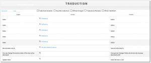 Adaptez votre logiciel de gestion de document au language usuel de vos utilisateurs. QALITEL doc est multilingues