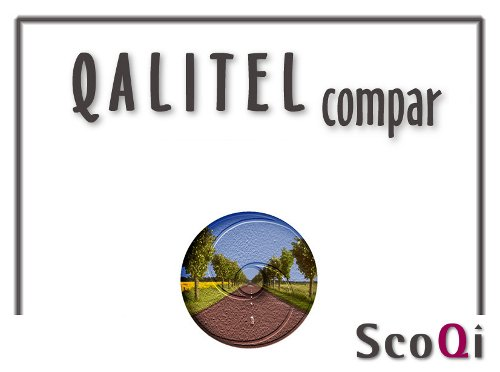 Logiciel de gestion de la métrologie QALITEL compar