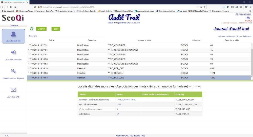 logiciel-gestion-courrier-entrant-sortant-traitement-suivi - module-tracabilite-audit-trail-qalitel-courrier-insertion